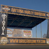 Stage Banner Package The banner package allows additional advertising on the stage.